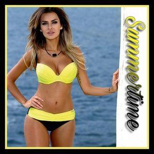 New! Sexy Brazilian Perfectly Beautiful Bikini Med